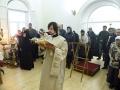 21 ноября 2017 г., в праздник Собора Архистратига Михаила, епископ Силуан совершил литургию в Архангельском храме Макарьевского монастыря