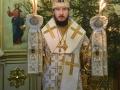 6 января 2017 г., в навечерие Рождества Христова, епископ Силуан совершил литургию в Макарьевском монастыре