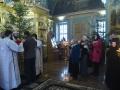 6 января 2018 г., в навечерие Рождества Христова, епископ Силуан совершил литургию в Макарьевском монастыре