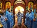 4 ноября 2017 г. епископ Силуан принял участие в Божественной литургии в Казанском храме Нижнего Новгорода