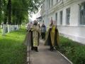11 июня 2018 г. домовой храм при Лысковской районной больнице отметил престольный праздник