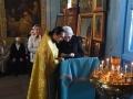 9 октября 2018 г., в день памяти апостола Иоанна Богослова, епископ Силуан совершил литургию в Казанском храме города Лысково 20