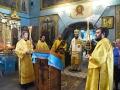 9 октября 2018 г., в день памяти апостола Иоанна Богослова, епископ Силуан совершил литургию в Казанском храме города Лысково