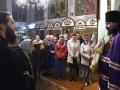 9 сентября 2017 г., в неделю 14-ю по Пятидесятнице, епископ Силуан совершил вечернее богослужение в Георгиевском храме города Лысково