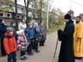 28 октября 2017 г., в неделю 21-ю по Пятидесятнице, епископ Силуан совершил вечернее богослужение в Георгиевском храме города Лысково