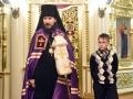27 января 2018 г., в неделю о мытаре и фарисее, епископ Силуан совершил вечернее богослужение в Георгиевском храме города Лысково