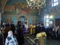23 декабря 2017 г. епископ Силуан совершил благодарственный молебен Господу Богу в Покровском храме города Лукоянова