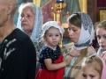 30 июля 2017 г., в неделю 8-ю по Пятидесятнице, епископ Силуан совершил литургию в Покровском храме города Лукоянова
