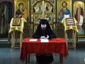 23 декабря 2017 г. в Лукоянове состоялось собрание благочинных Лысковской епархии