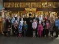 15 апреля 2018 г. ученики воскресной школы в Лукоянове побеседовали с епископом Силуаном
