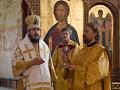 5 августа 2018 г. епископ Силуан совершил Божественную литургию в Макарьевском Желтоводском монастыре
