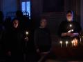 13 апреля 2017 г., в Великий Четверг, епископ Силуан совершил последование Святых и Спасительных Страстей Господа Иисуса Христа в Макарьевском монастыре