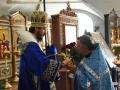 28 августа 2018 г., в праздник Успения  Богородицы, епископ  Силуан совершил Божественную литургию в Успенском храме  Макарьевского  монастыря