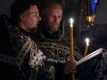 14 апреля 2016 г., в канун Великой Субботы, епископ Силуан совершил утреню с чином погребения Спасителя в Макарьевском монастыре