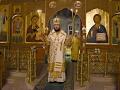 11 августа 2018 г., в день памяти своего небесного покровителя, епископ Силуан совершил вечернее богослужение в Макарьевском монастыре