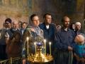 18 августа 2018 г., в праздник Преображения Господня, епископ Силуан совершил вечернее богослужение в Макарьевском монастыре.