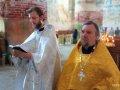 27 июня 2021 г., в неделю всех святых, епископ Силуан совершил литургию и пресвитерскую хиротонию в Макарьевском монастыре