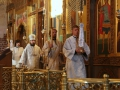 18 августа 2014 г., в канун праздника Преображения Господня, епископ Силуан совершил всенощное бдение в Троицком храме Макарьевского Желтоводского монастыря.
