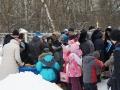 26 февраля 2017 г. при Казанском храме в города Первомайск прошло масленичное гулянье