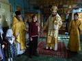 9 сентября 2018 г. епископ Силуан совершил Божественную литургию в храме села Михайловское Воротынского района