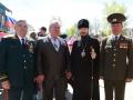 9 мая 2018 г., в День Победы, епископ Силуан принял участие в митинге в городе Лысково