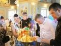 1 июня 2014 г. в Свято-Троицком Макарьевском монастыре Преосвященный Силуан совершил Божественную литургию и поздравил настоятельницу обители игумению Михаилу (Орлову) с 60-летием.