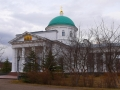 28 апреля 2018 г., в неделю 4-ю по Пасхе, о расслабленном, епископ Силуан совершил вечернее богослужение в Макарьевском монастыре