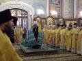 2 февраля 2018 г. епископ Силуан принял участие в Божественной литургии в кафедральном соборе Нижнего Новгорода