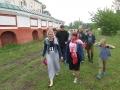 8 августа 2017 г. состоялось совместное паломничество молодёжных православных движений Лысковской епархии в Санаксарский монастырь