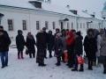 С 22 по 23 февраля 2017 года группа паломников из Сергача совершила поездку в монастыри Москвы и подмосковья