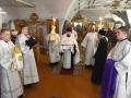 8 апреля 2018 г., в неделю Святой Пасхи, в Макарьевском монастыре было совершено праздничное богослужениеv