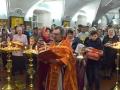 8 апреля 2018 г., в неделю Святой Пасхи, в Макарьевском монастыре было совершено праздничное богослужение