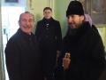 1 ноября 2018 г. в Георгиевский храм города Лысково была подарена икона Вознесения Господня