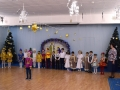 """16 января 2017 года ребята подготовительной группы детского сада """"Солнечный"""" показали Рождественское представление для дошкольников из детских садов Перевозского района"""