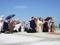 28 июля 2018 г. на фундаменте строящегося Владимирского храма города Первомайска совершен праздничный молебен