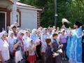 21 июля 2017 г. в храме в честь Казанской иконы Божией Матери Первомайска отметили престольный праздник