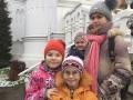 1 ноября 2017 г. воспитанники воскресной школы при Казанском храме города Первомайска совершили паломничество в Дивеевский монастырь