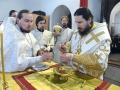 19 декабря 2017 г., в день памяти святителя Николая Чудотворца, епископ Силуан совершил освящение храма в Пильне