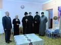"""19 декабря 2017 г. епископ Силуан посетил детский сад """"Теремок"""" в Пильне"""