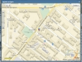 2 Место расположения Ягодинского подворья на карте