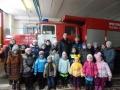 10 декабря 2017 г. для учеников воскресной школы при храме в честь Всех святых села Починки была проведена экскурсия по пожарной части
