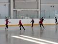 В Починках юные фигуристы помолились на ледовой арене перед соревнованиями