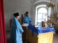 10 августа 2017 г. секретарь Лысковской епархии принял участие в богослужении на престольный праздник храма села Подлесово Кстовского района