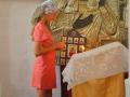 13 июля 2014 г., в неделю 5-ю по Пятидесятнице, епископ Лысковский и Лукояновский Силуан совершил Божественную литургию в храме в честь свт. Николая Чудотворца с. Пожарки Сергачского района .