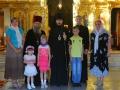 6 июля 2014 г. епископ Силуан посетил храм в честь Страстотерпца Вячеслава князя Чешского с. Васильевка Сеченовского района.
