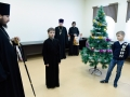 8 января 2017 г. епископ Силуан поздравил с Рождеством Христовым детей сотрудников епархиального управления