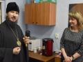9 апреля 2018 г., в понедельник Светлой седмицы, епископ Силуан поздравил общественных деятелей города Лысково с праздником Пасхи