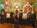 18 декабря 2018 г., в день памяти святителя Николая Мирликийского, епископ Силуан совершил вечернее богослужение в селе Преснецово