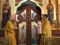 29 июня 2014 г. епископ Лысковский и Лукояновский Силуан совершил чин Великого освящения престола в честь преподобного Михаила Малеина в Троицком соборе Макарьевского монастыря.