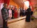 10 апреля 2018 г. епископ Силуан посетил спектакль в честь праздника Пасхи в селе Просек